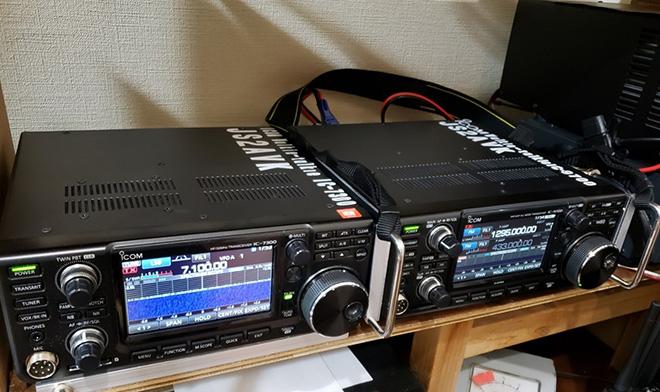 FB LABO ~エレクトロニクス研究所~/IC-9700インプレッション